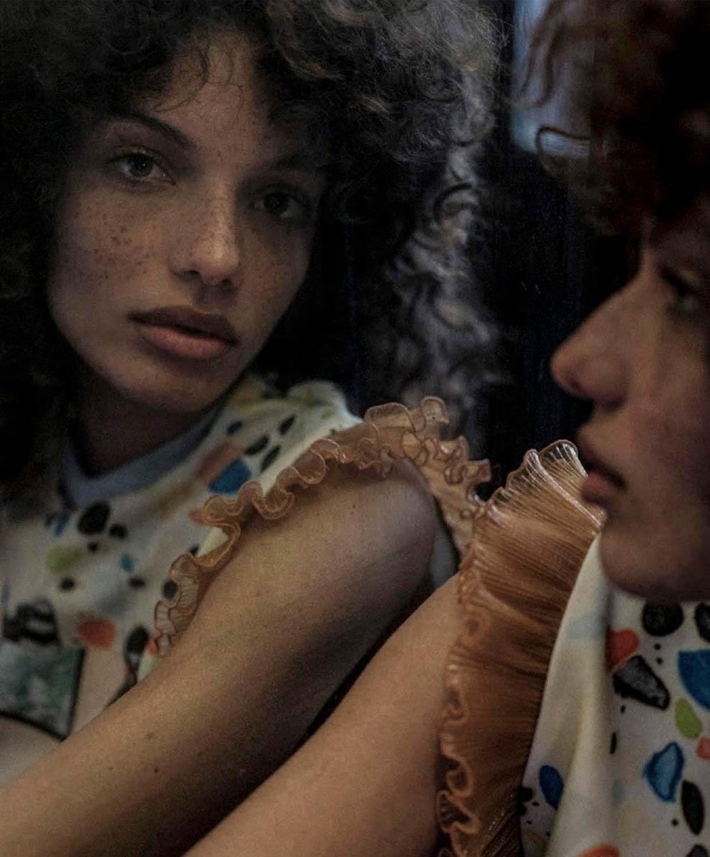 Alicia Herbeth covers L'Officiel Mexico April 2019 by Juankr