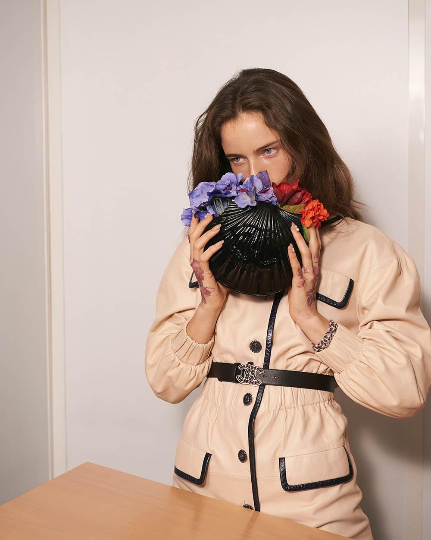 Anna de Rijk by Naomi Yang for Vogue Taiwan April 2019