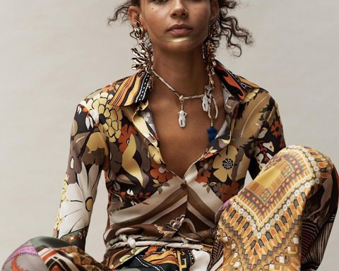 Binx Walton by Josh Olins for WSJ. Magazine April 2019