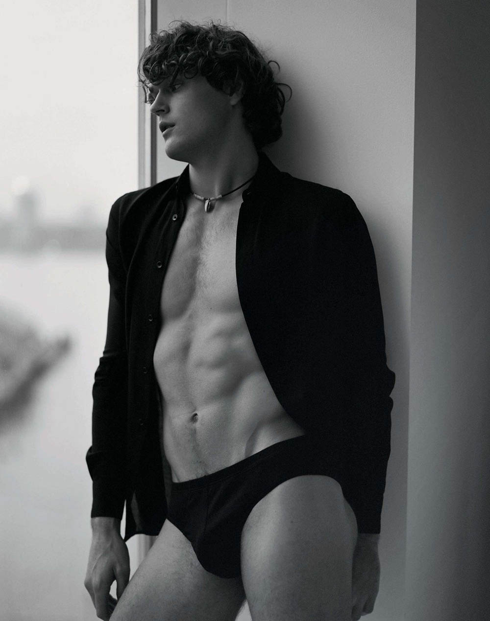 ''Boy Toy'' by Luke Abby for CR MEN Issue 8