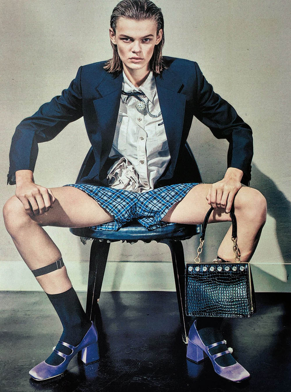 ''Deviating From Gender'' by Steven Klein for CR Fashion Book Issue 14