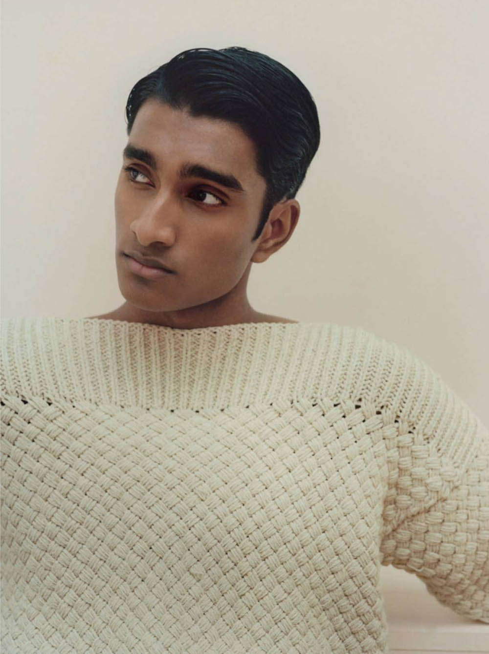 Jeenu Mahadevan by Dham Srifuengfung for GQ France April 2019