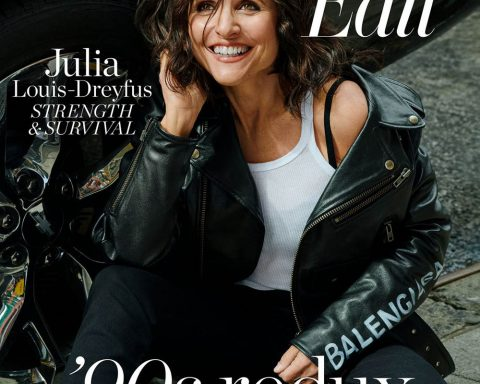 Julia Louis-Dreyfus covers Porter Edit April 19th, 2019 by Tiffany Nicholson