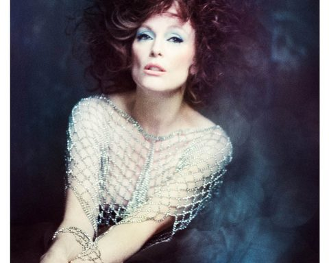 Julianne Moore covers Flaunt Magazine Issue 164 by ioulex
