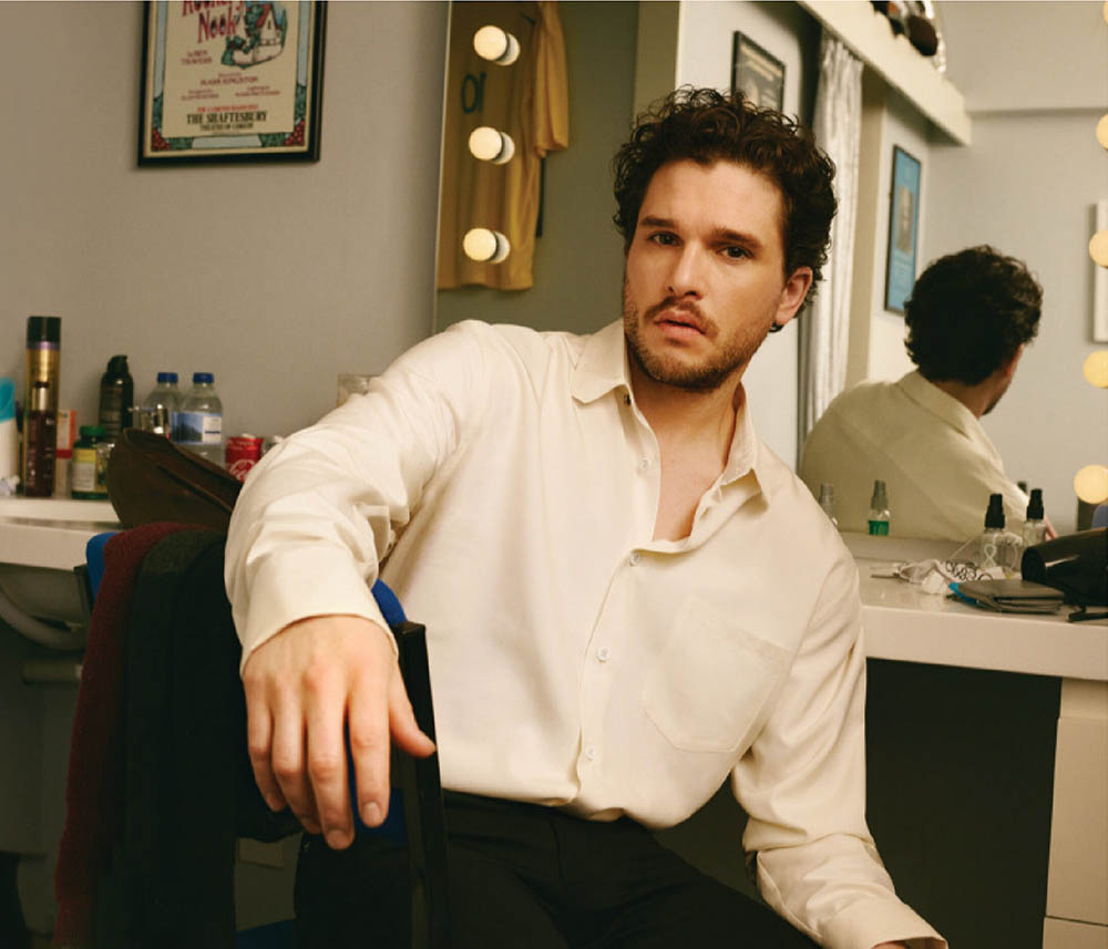 Kit Harington by Joachim Muller-Ruchholtz for InStyle US May 2019