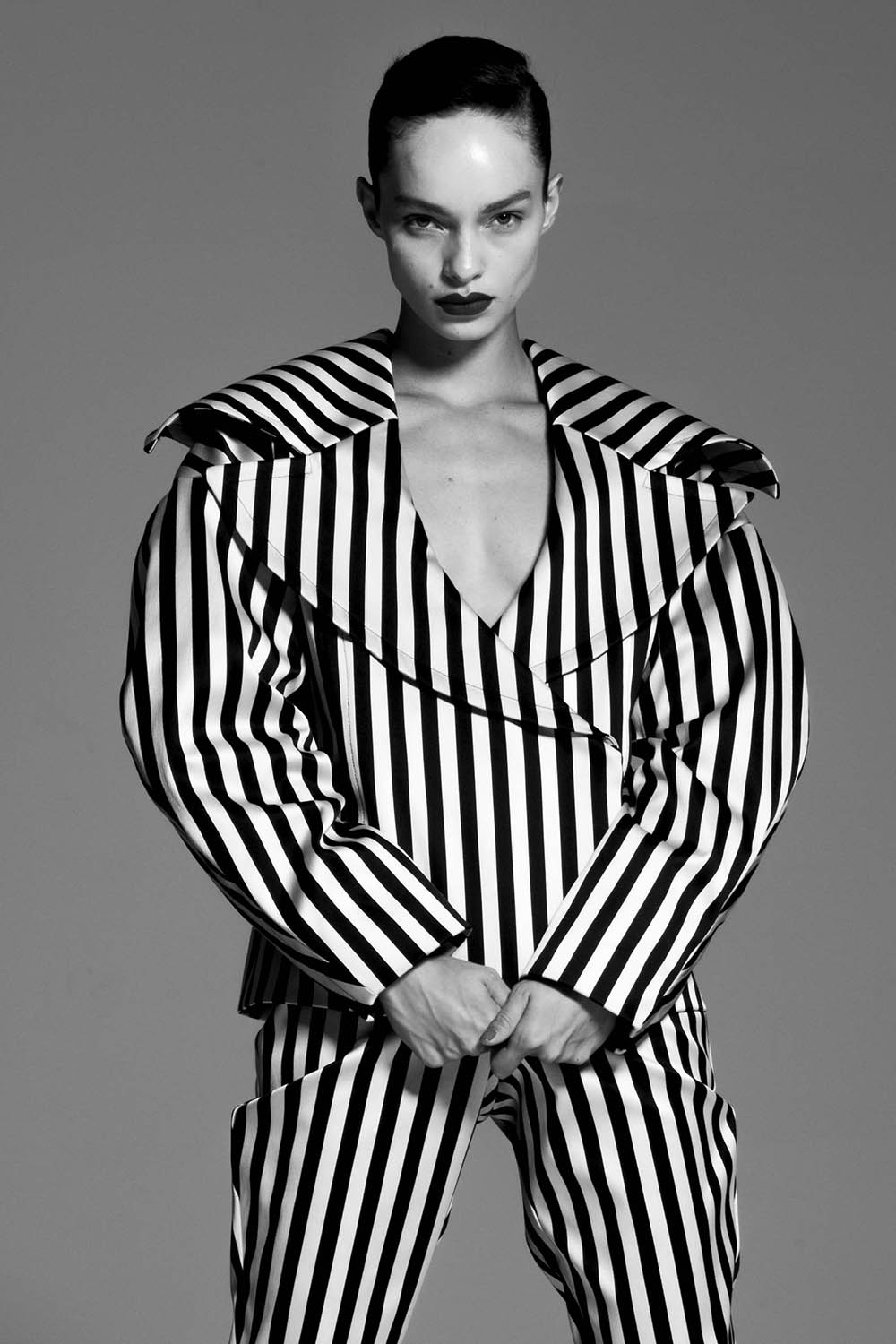 Luma Grothe by Marcus Cooper for Rollacoaster Magazine Spring Summer 2019