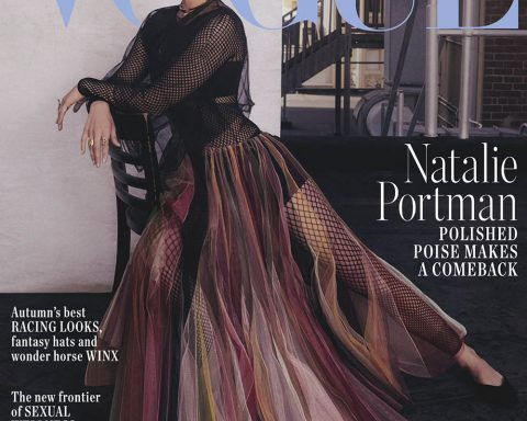 Natalie Portman covers Vogue Australia April 2019 by Emma Summerton