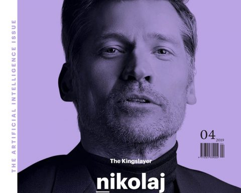 Nikolaj Coster-Waldau covers Esquire Singapore April 2019 by Lenne Chai