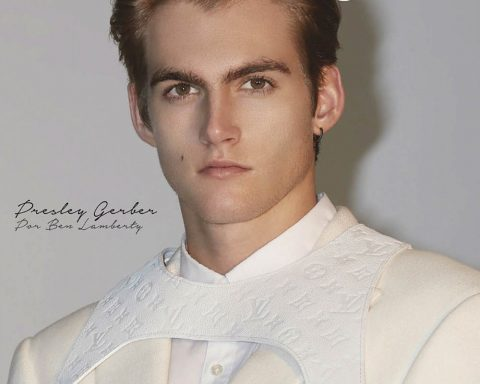 Presley Gerber covers GQ Style Mexico Spring Summer 2019 by Ben Lamberty