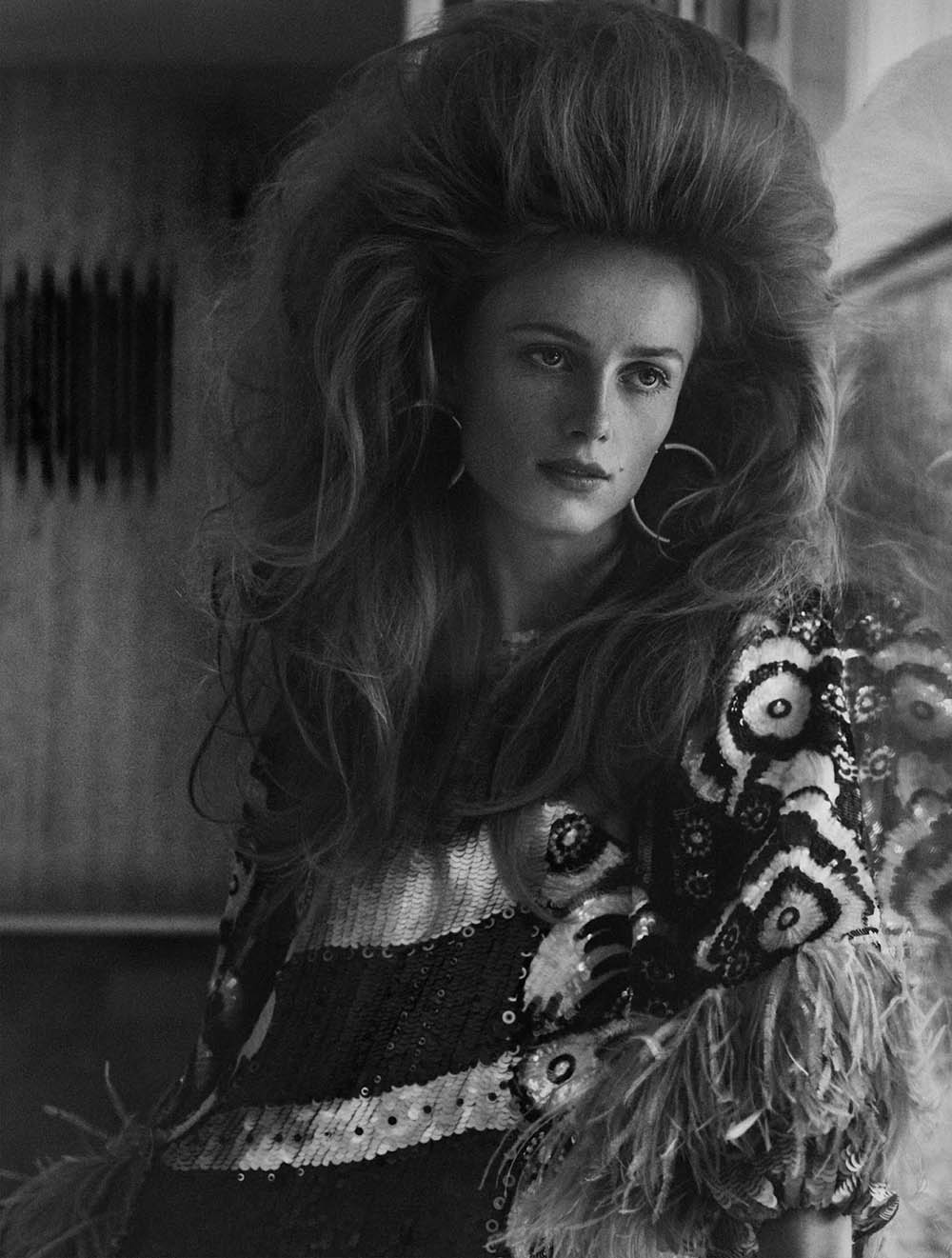 Rianne van Rompaey by Craig McDean for W Magazine Volume 2 2019
