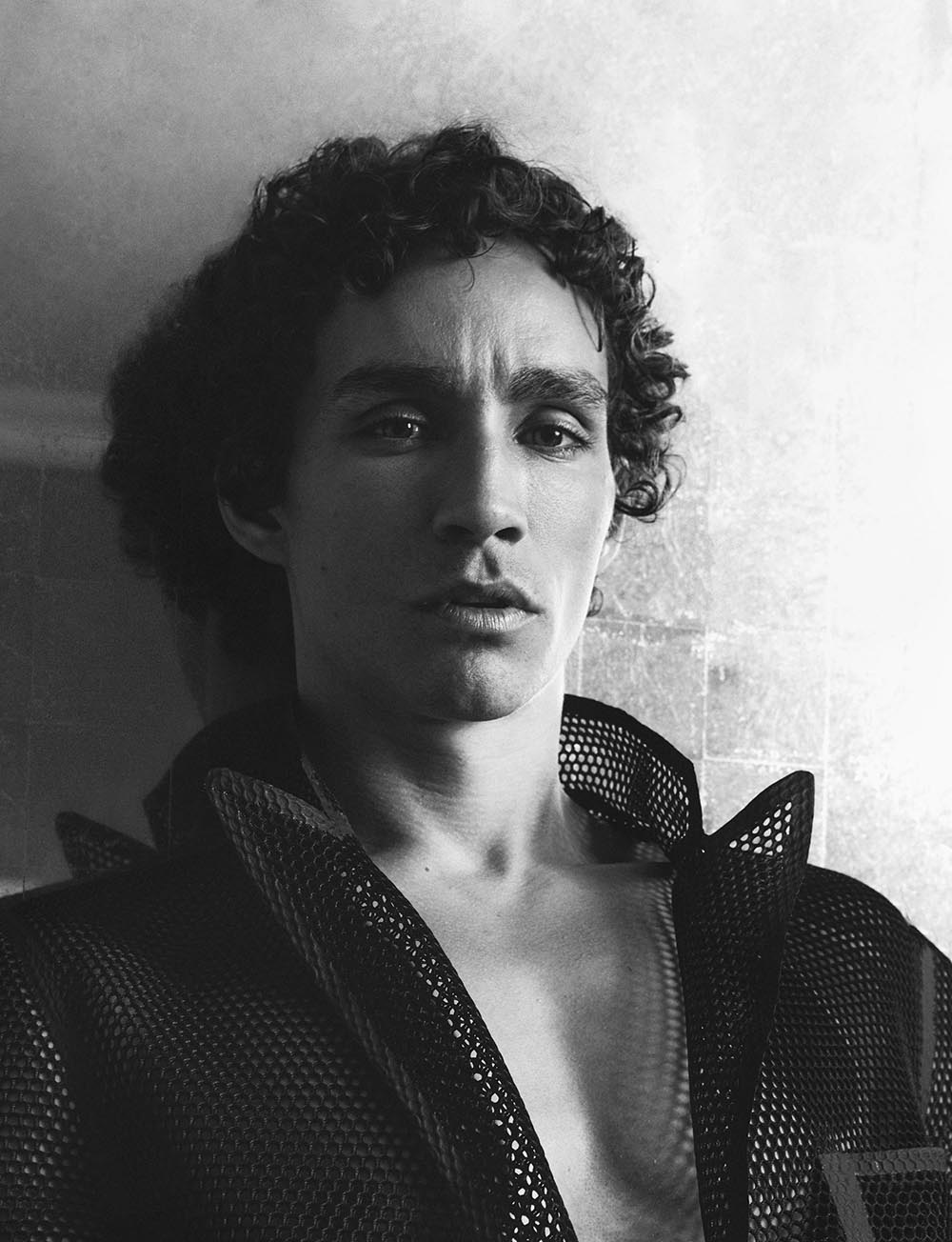 Robert Sheehan covers Rollacoaster Magazine Spring Summer 2019 by Bartek Szmigulski