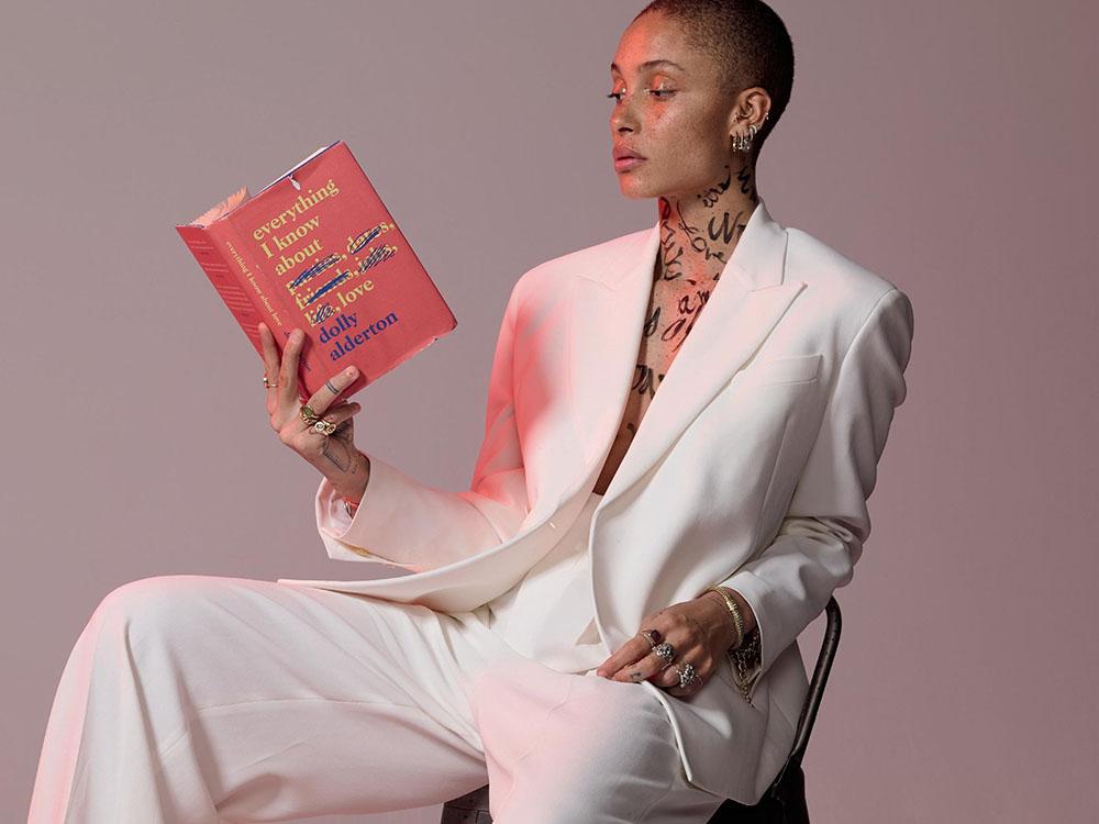 Adwoa Aboah covers Numéro May 2019 by Jean-Baptiste Mondino