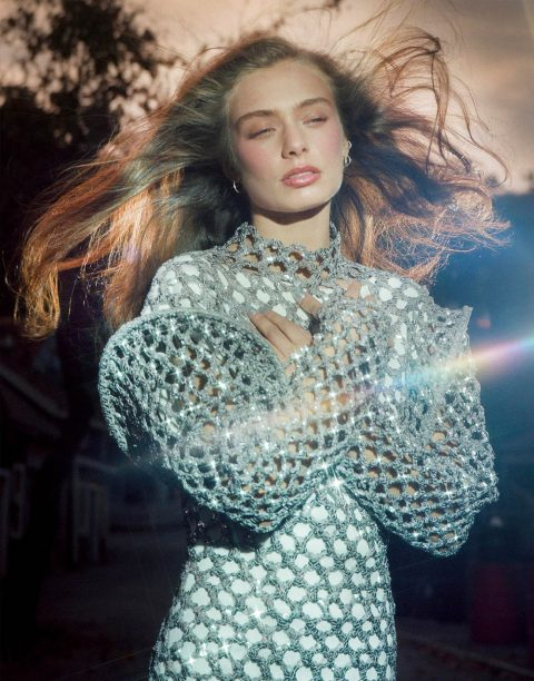 Amber Lucia by Petra Collins for Porter Magazine Summer 2019
