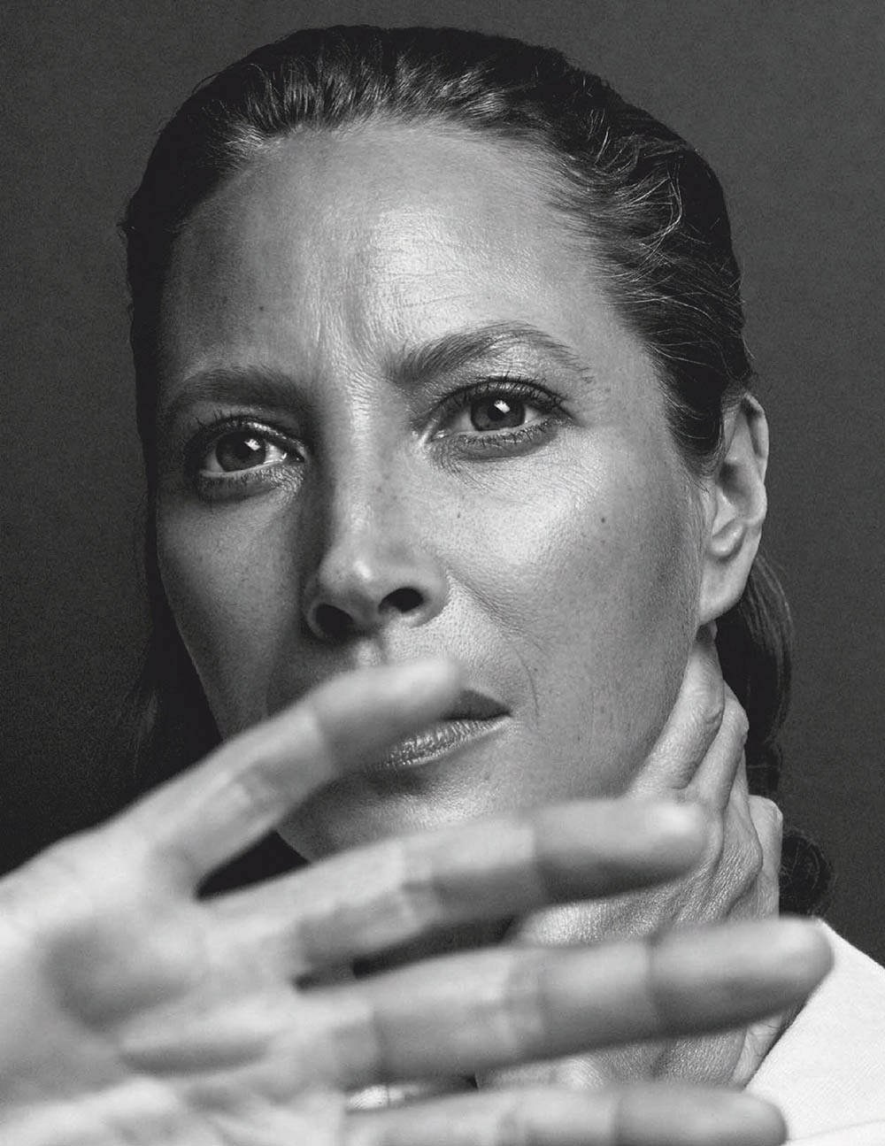 Christy Turlington covers Vogue Mexico & Latin America May 2019 by Alique