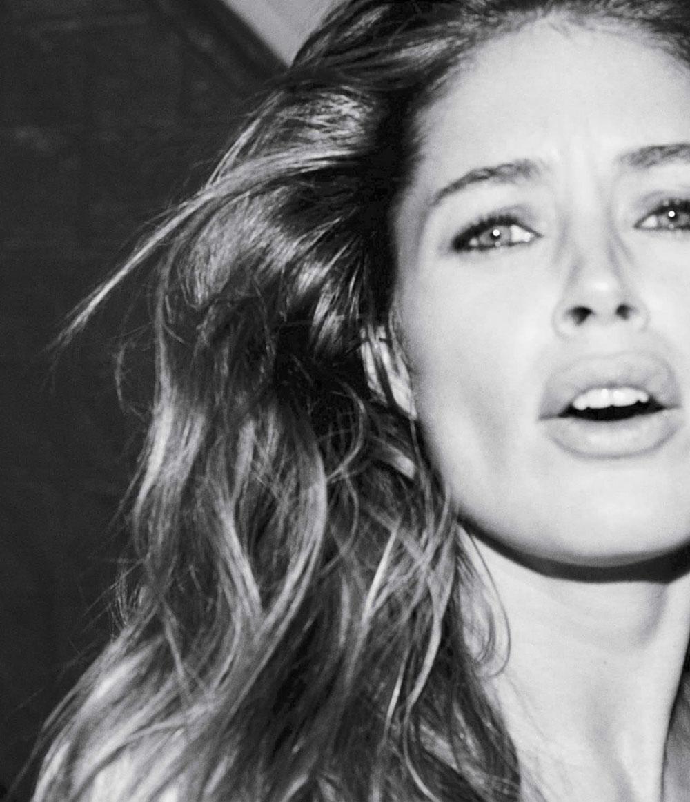 Doutzen Kroes covers Vogue Netherlands May 2019 by Daniel Jackson