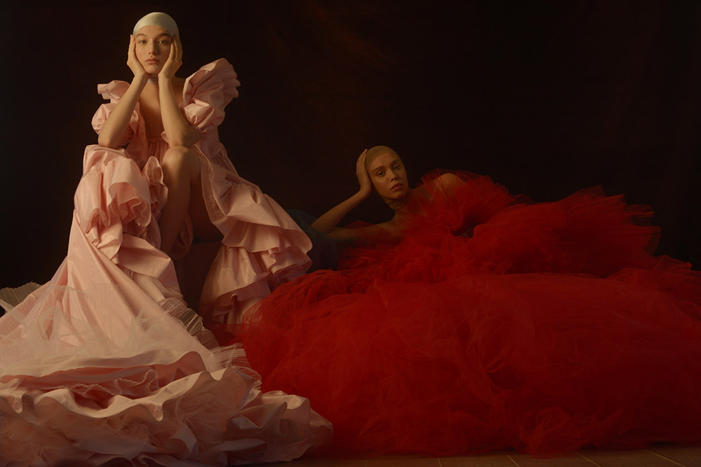 ''Grace Visual'' by Elina Kechicheva for Vogue Mexico & Latin America May 2019