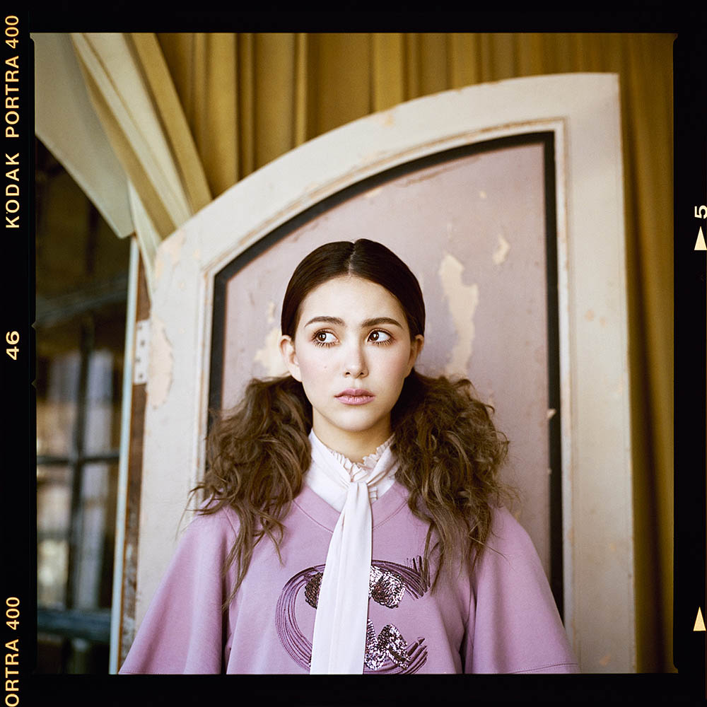 Hannah Quinlivan covers Marie Claire Taiwan May 2019 by Ungano + Agriodimas