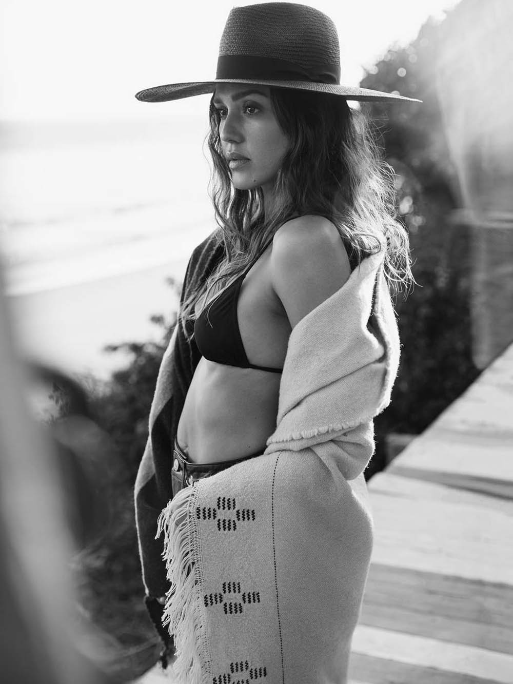 Jessica Alba covers Porter Edit May 10th, 2019 by Will Davidson