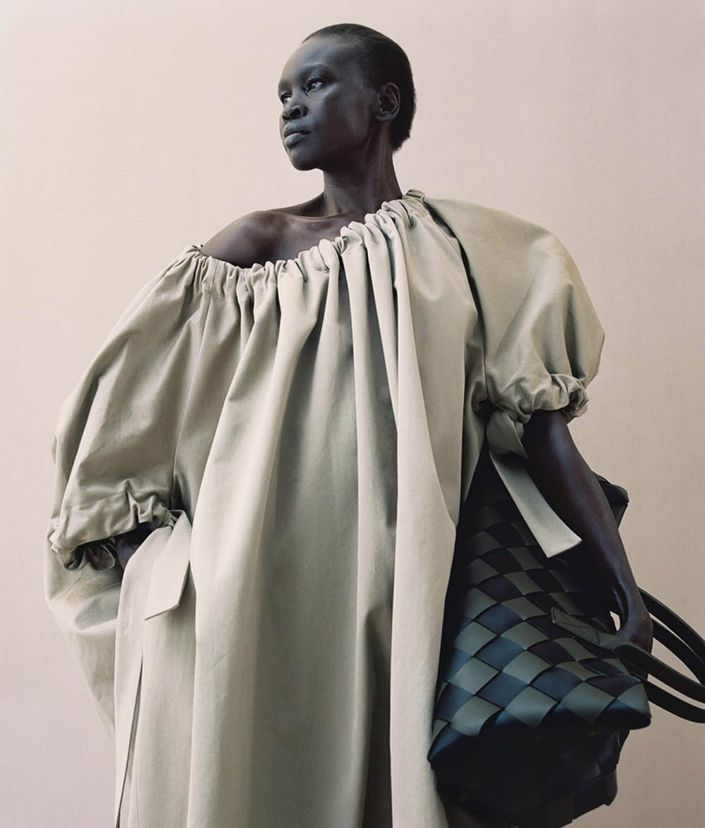 ''Modern Classic Khaki'' by Campbell Addy for WSJ. Magazine May 2019