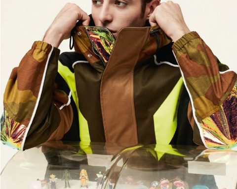 Oscar Kindelan by Kim Reenberg for GQ France May 2019