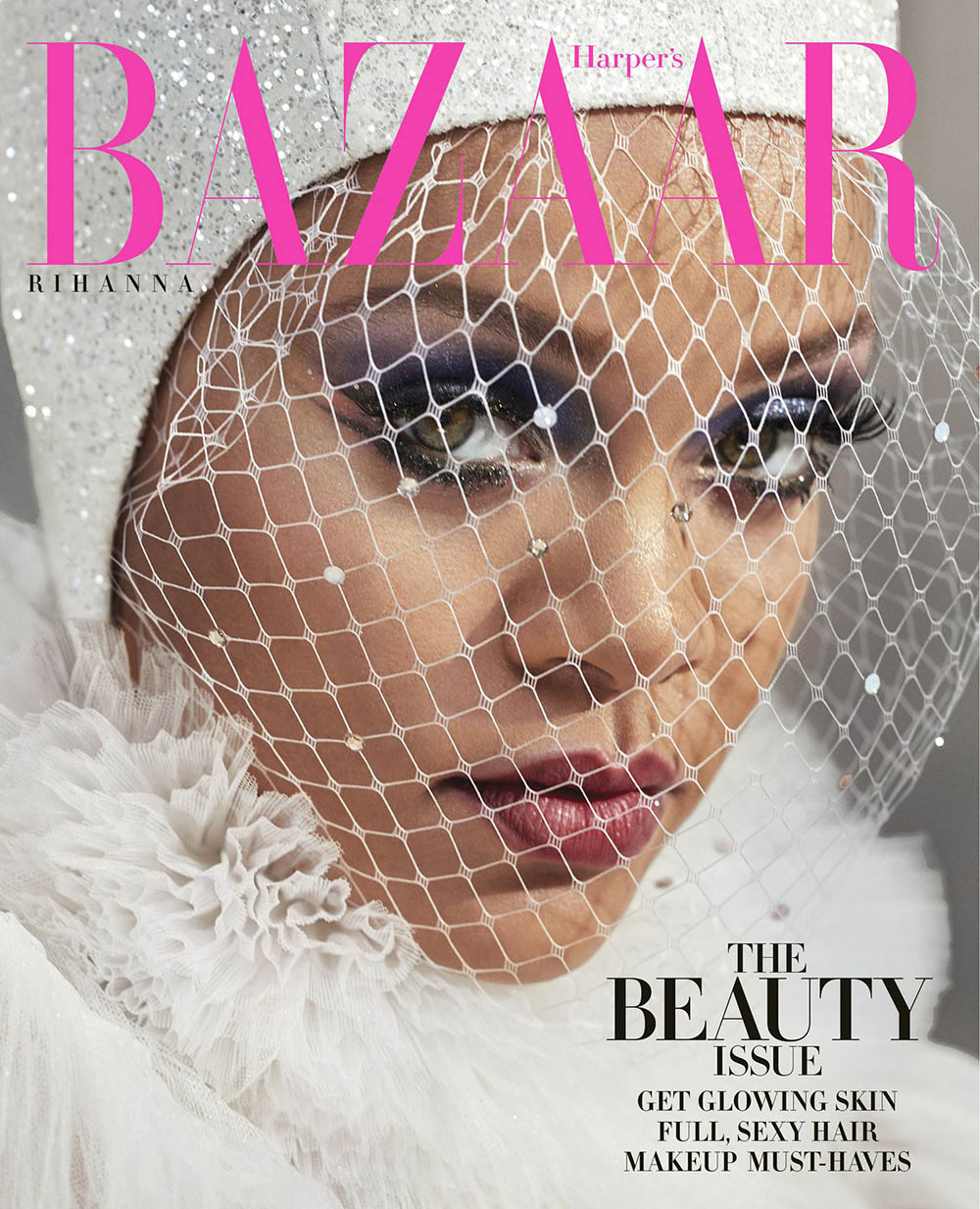 Rihanna covers Harper's Bazaar US May 2019 by Dennis Leupold