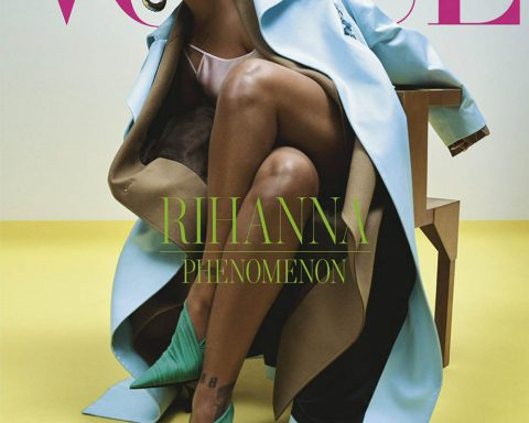 Rihanna covers Vogue Australia May 2019 by Josh Olins