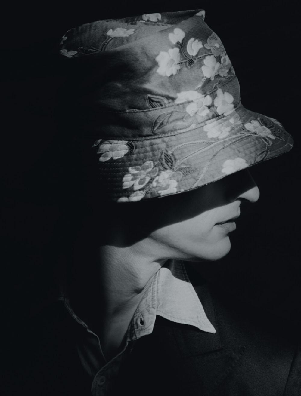 Rogier Bosschaart by Paolo Zerbini for Vogue Ukraine Man Spring Summer 2019