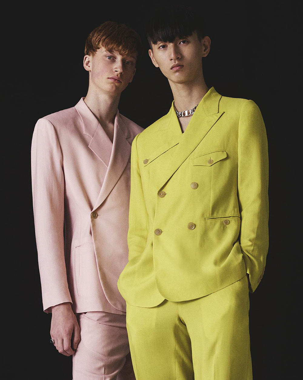 ''Strong Suits'' by Jake Terrey for GQ Australia May June 2019