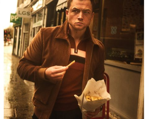 Taron Egerton by Max Montgomery for Flaunt Magazine Issue 165