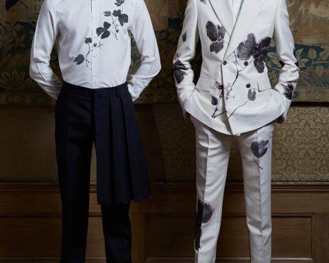 Alexander McQueen Men's Spring Summer 2020 Lookbook
