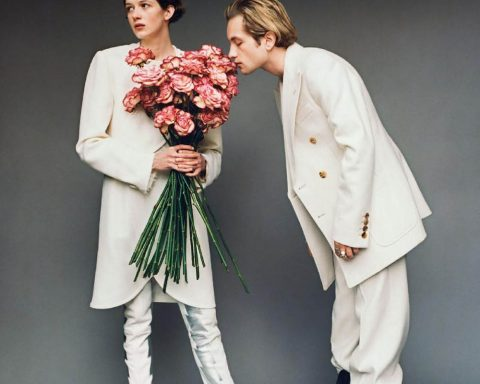 ''C'est Le Bouquet'' by Jonathan Frantini for GQ France June 2019