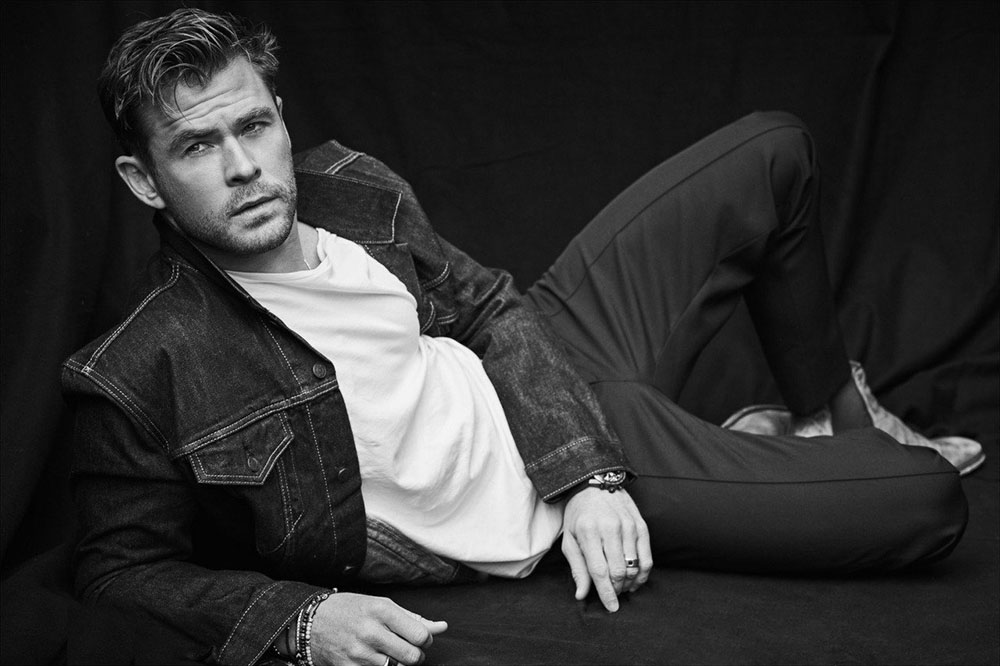 Chris Hemsworth covers GQ Spain June 2019 by Matthew ...