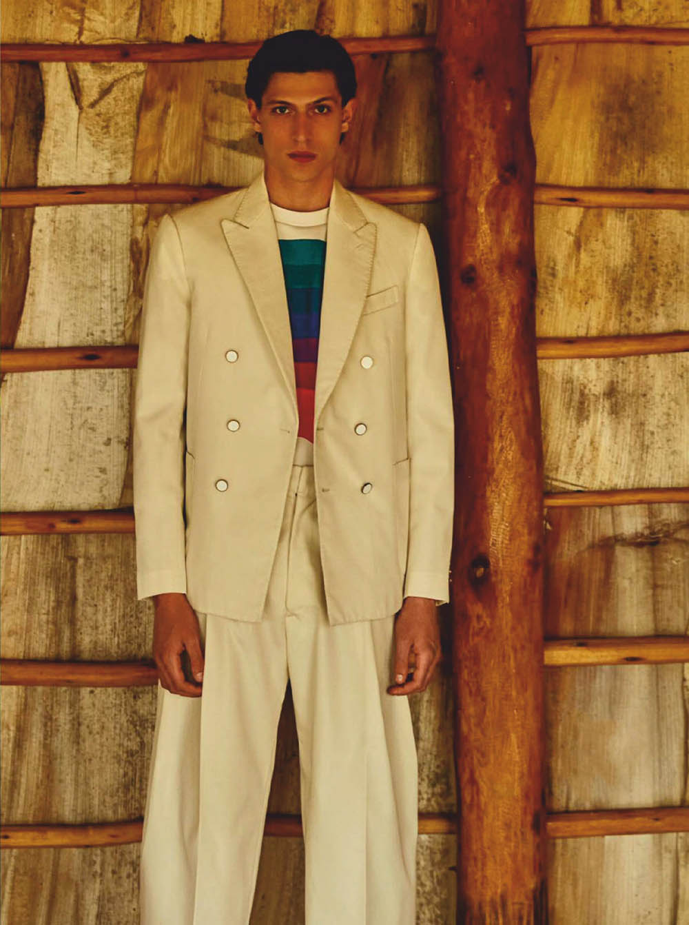 Edoardo Sebastianelli by Sergei Vasiliev for Esquire Spain June 2019