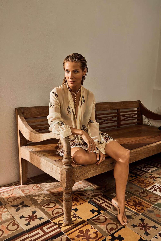 Elsa Pataky covers Harper's Bazaar Australia June July 2019 by Pierre Toussaint