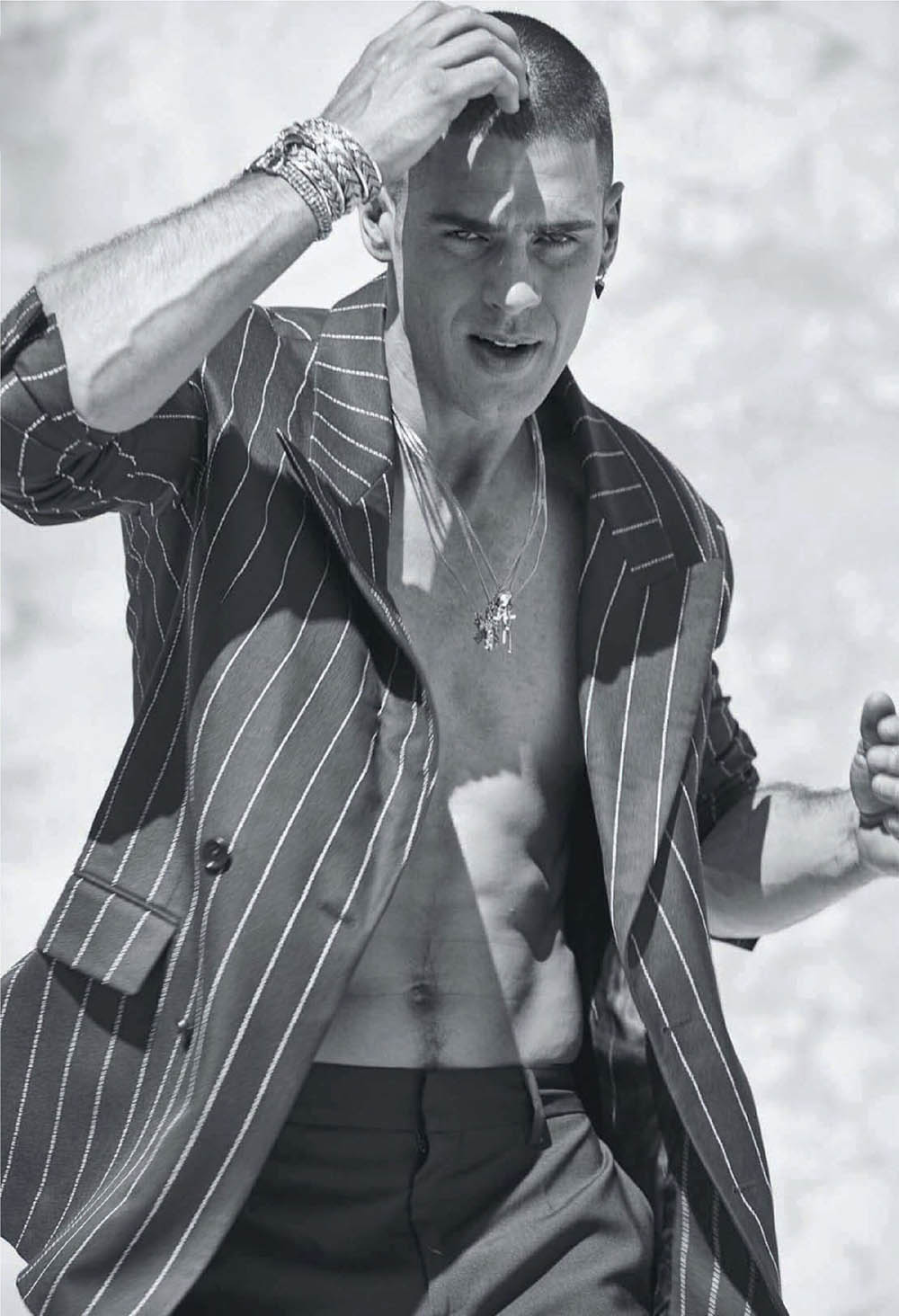''Iconic'' by Arnaldo Anaya-Lucca for GQ Style China Spring Summer 2019