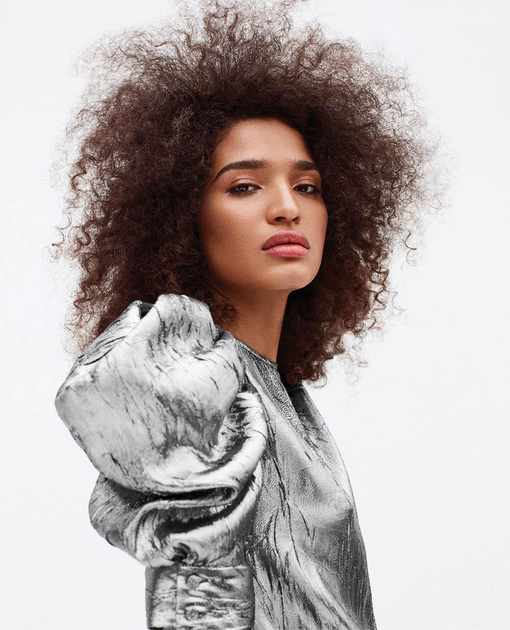 Indya Moore covers Elle US June 2019 by Zoey Grossman