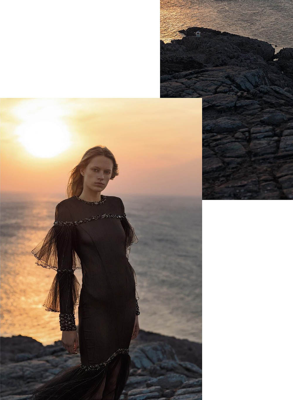 Kat Carter by Marco van Rijt for Numéro June/July 2019
