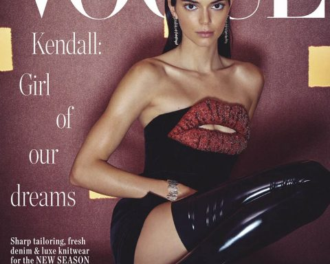 Kendall Jenner covers Vogue Australia June 2019 by Charles Dennington