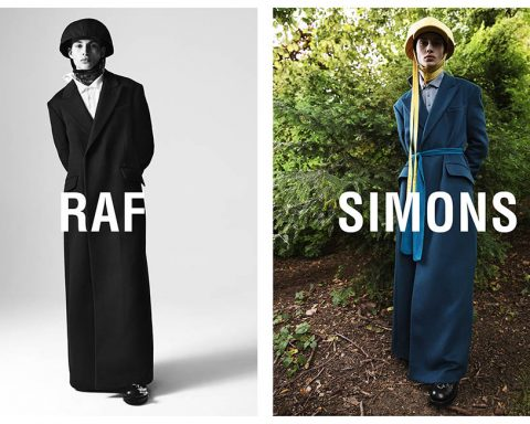 Raf Simons Fall Winter 2019 Campaign
