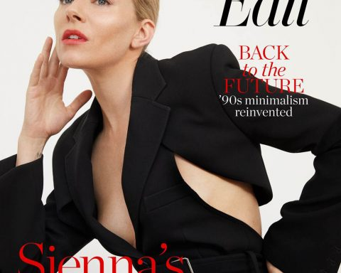 Sienna Miller covers Porter Edit June 28th, 2019 by Yelena Yemchuk