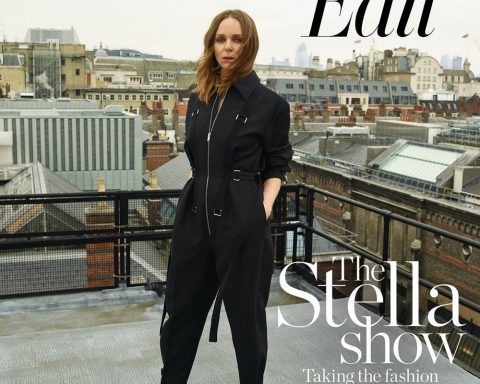 Stella McCartney covers Porter Edit June 21st, 2019 by Matthew Sprout