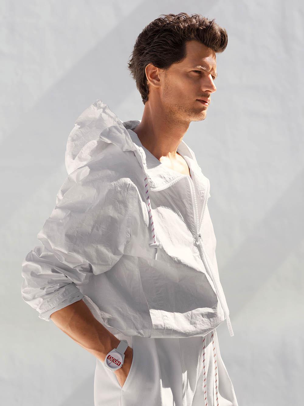 ''White Noise'' by RJ Rogenski for VMan Spring Summer 2019