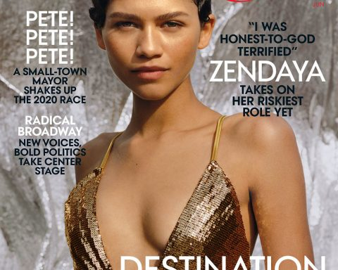 Zendaya covers Vogue US June 2019 by Tyler Mitchell