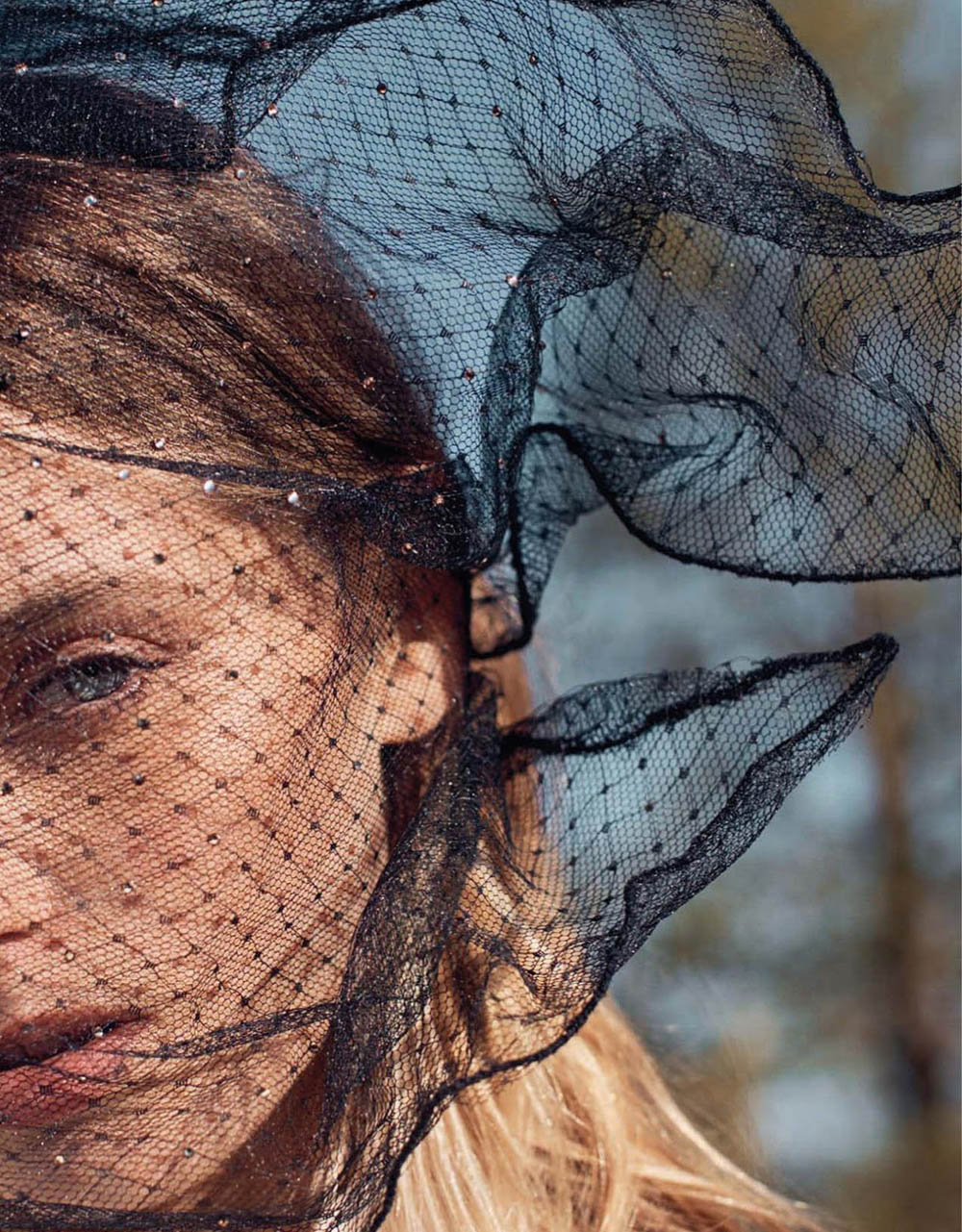 Abbey Lee Kershaw by Emma Tempest for Vogue China July 2019