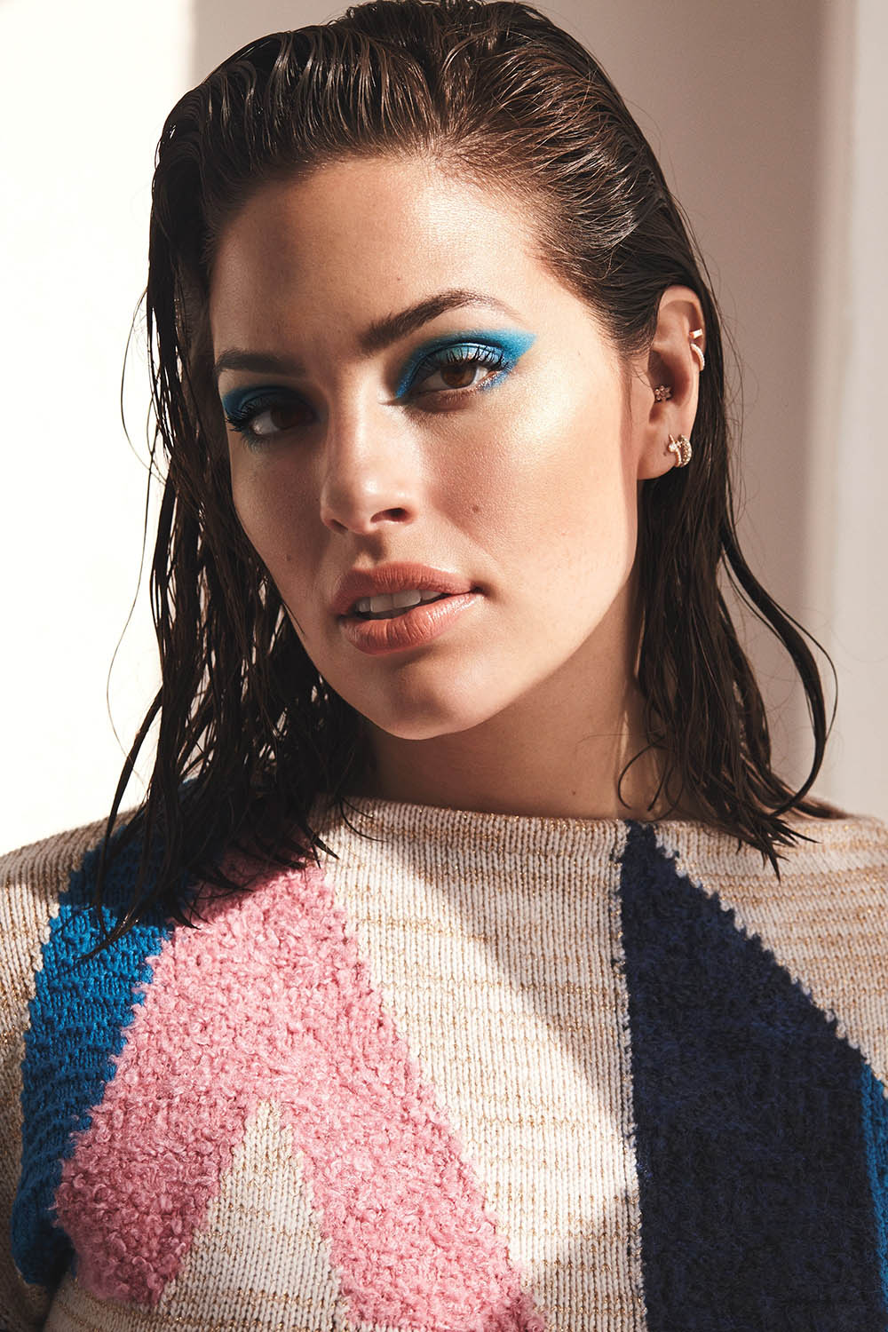 Ashley Graham covers Allure US July 2019 by Vanina Sorrenti