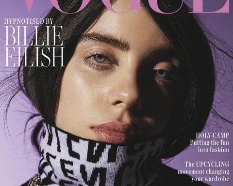 Billie Eilish covers Vogue Australia July 2019 by Jesse Lizotte