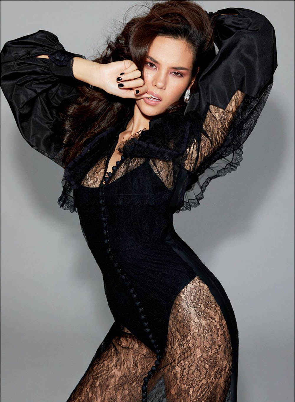 Catriona Gray by Carin Backoff for V Magazine Summer 2019
