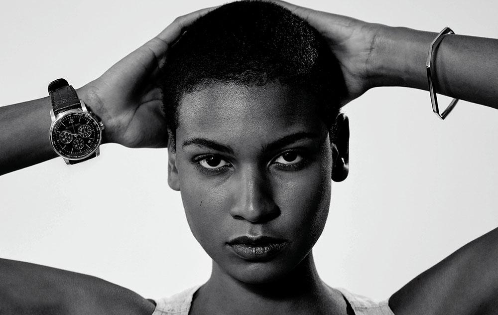 Debora Gomes Silva by Michel Sedan for Lui Magazine Summer 2019