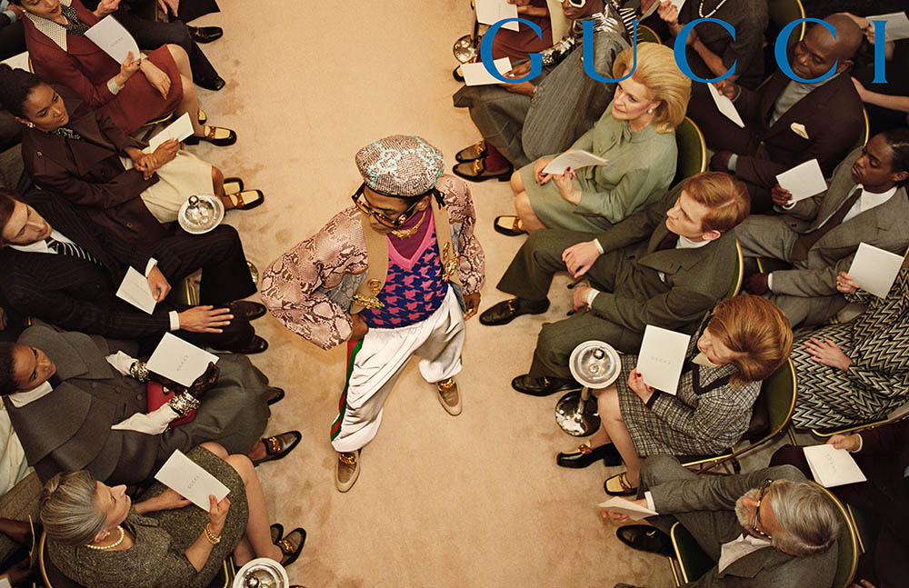 Gucci Fall Winter 2019 Campaign