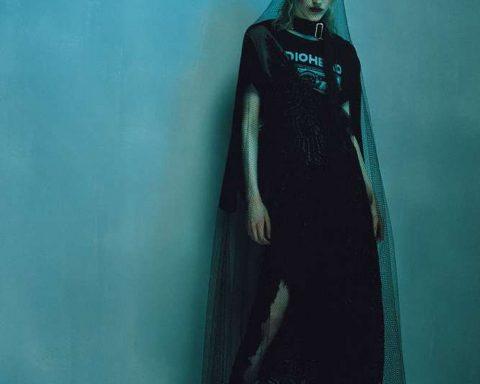 Hannah Motler by Lea Colombo for M Le magazine du Monde July 6th, 2019